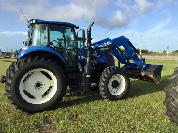 2015 New Holland TS6.130 T4B Tractor For Sale