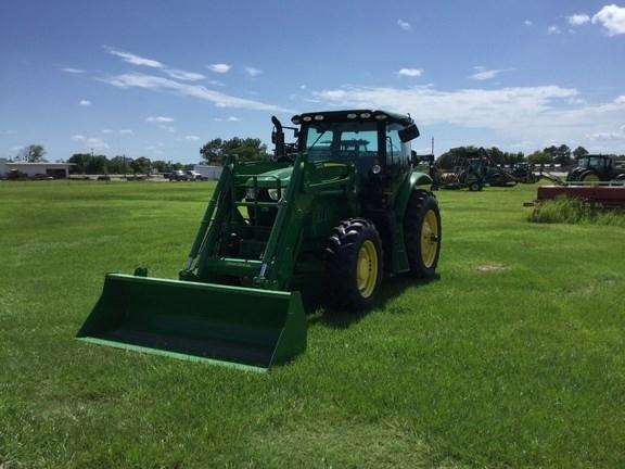 2016 John Deere 6145R Tractor For Sale