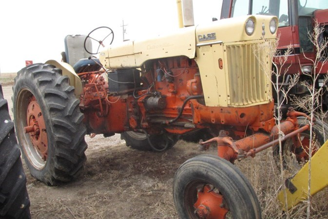 Case 800 Tractor For Sale