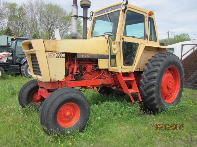 1973 Case 1370 Tractor For Sale
