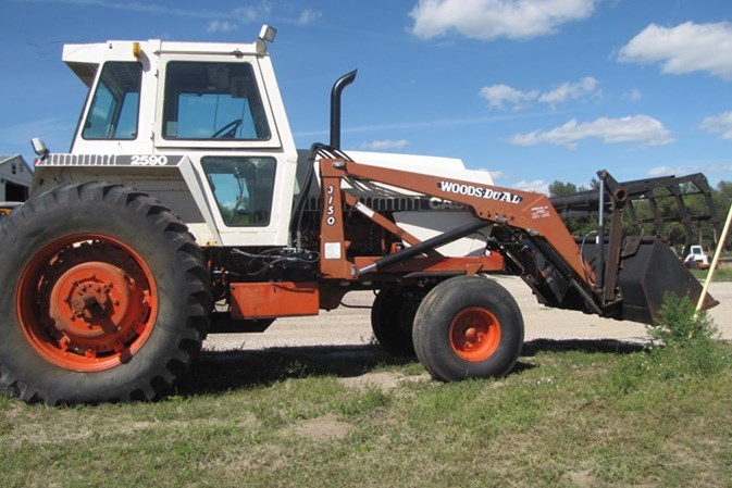 1983 Case 2590 Tractor For Sale