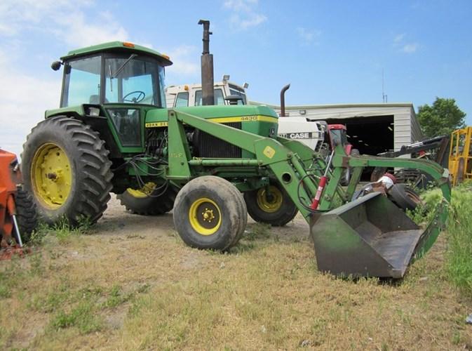 John Deere 4430 Tractor For Sale