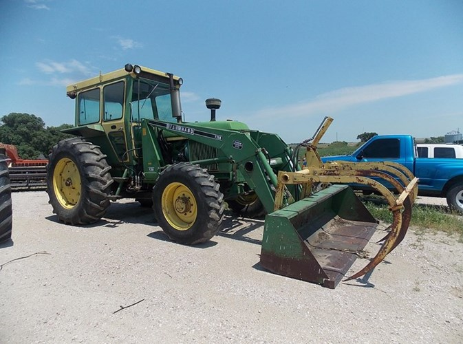 John Deere 2940 MFD Tractor For Sale