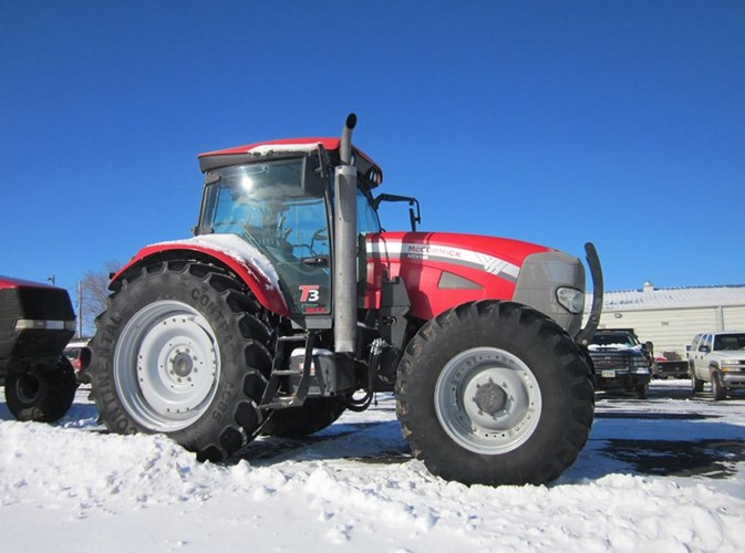2013 McCormick MTX120  Tractor For Sale