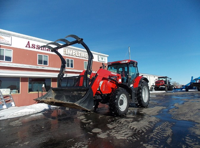 2016 McCormick X7.650MFD Tractor For Sale