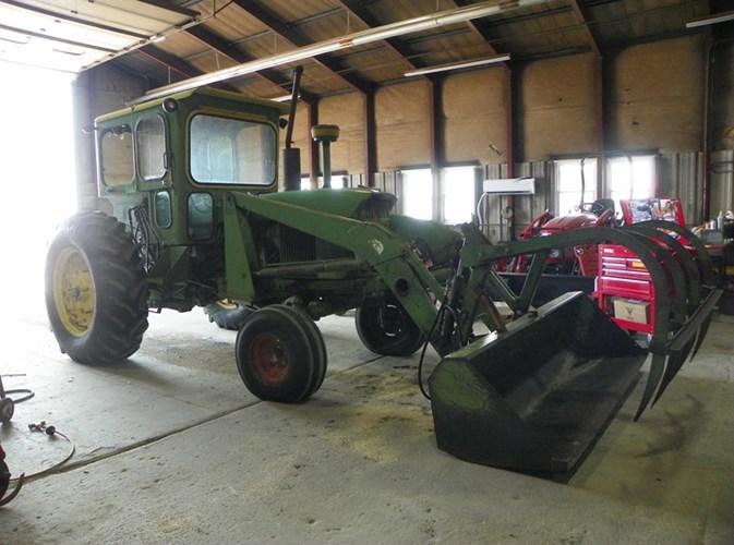1972 John Deere 4020 Tractor For Sale