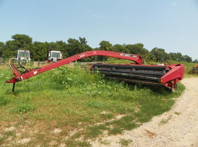 Case IH 8380 Mower Conditioner For Sale