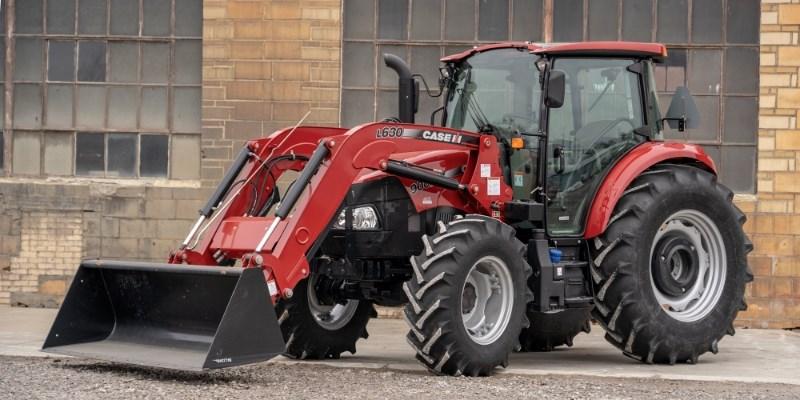 2017 Case Ih Farmall 90c Tractor For Sale 187 Wellington