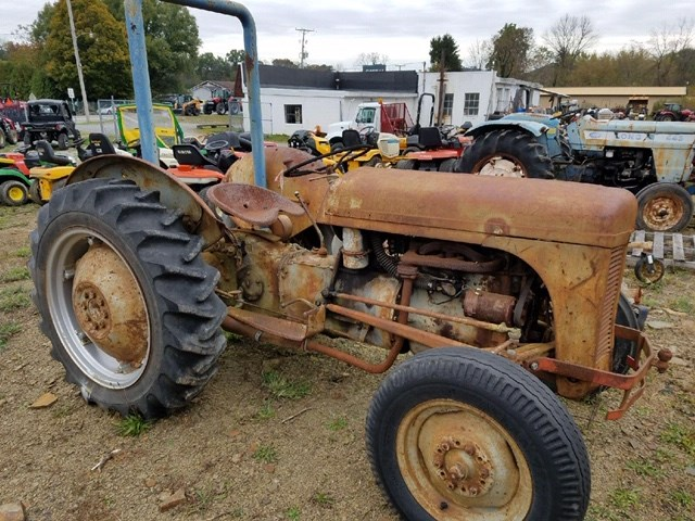 Massey Ferguson TO-20 Tractor For Sale