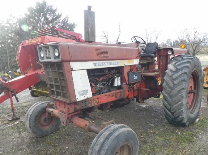International 966 Tractor For Sale