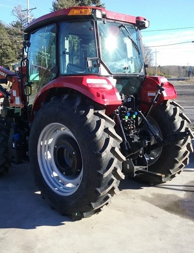2017 Case IH FARMALL 100C Tractor For Sale