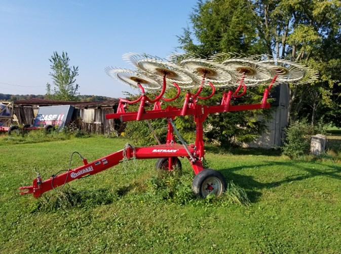 Enorossi RB8 Hay Rake For Sale