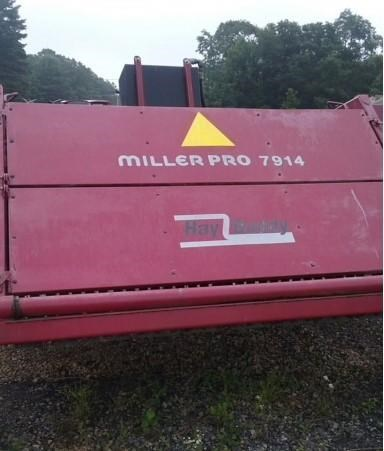 Miller 7914 Hay Inverter For Sale