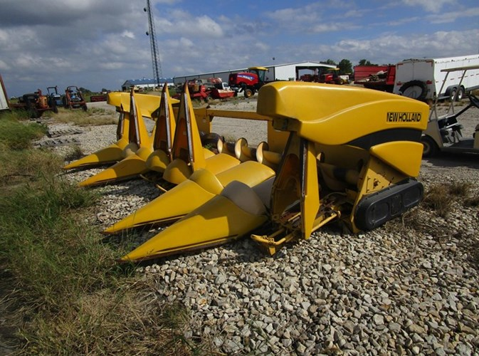 1999 New Holland 996 Header-Row Crop For Sale