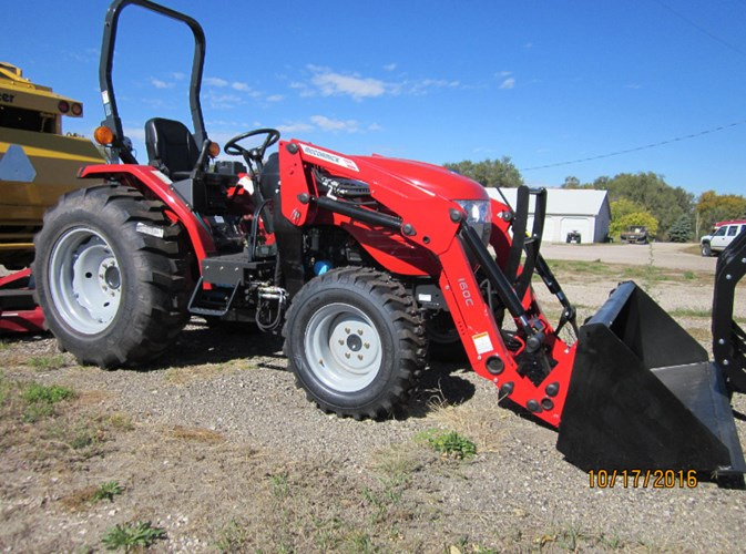 2018 McCormick X1.35 Tractor - Compact For Sale