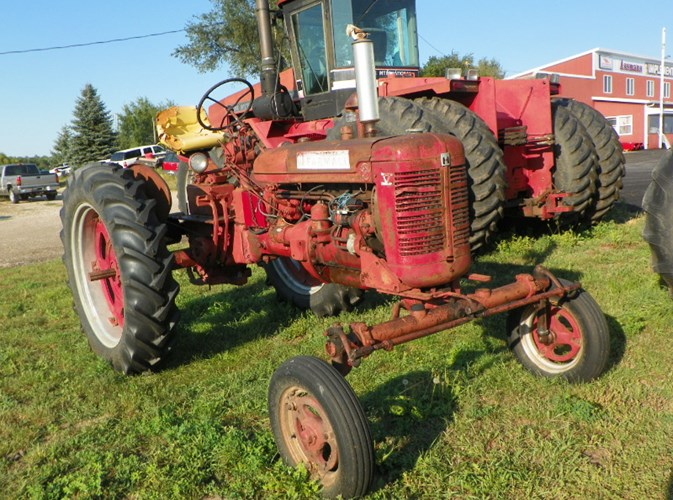 International Super C Tractor For Sale