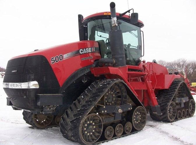 Case IH Steiger 500 Quadtrac Tractor For Sale