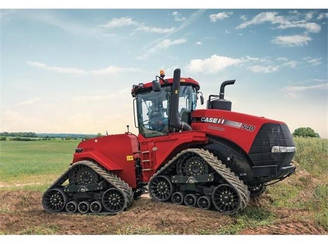 Case IH Steiger 540 Quadtrac Tractor For Sale