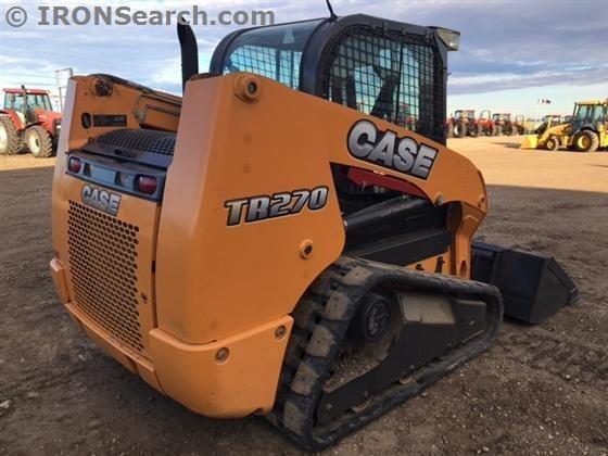 Case TR270 Crawler Loader For Sale