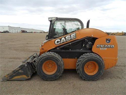 Case SV300-T4F Skid Steer For Sale