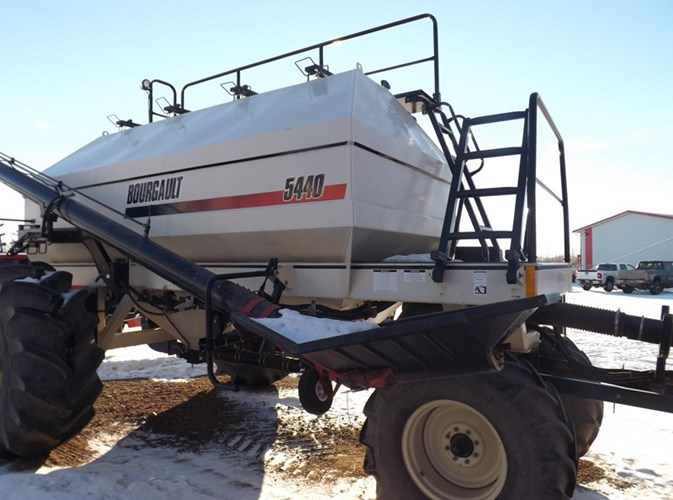 2003 Bourgault 5440 Air Seeder For Sale