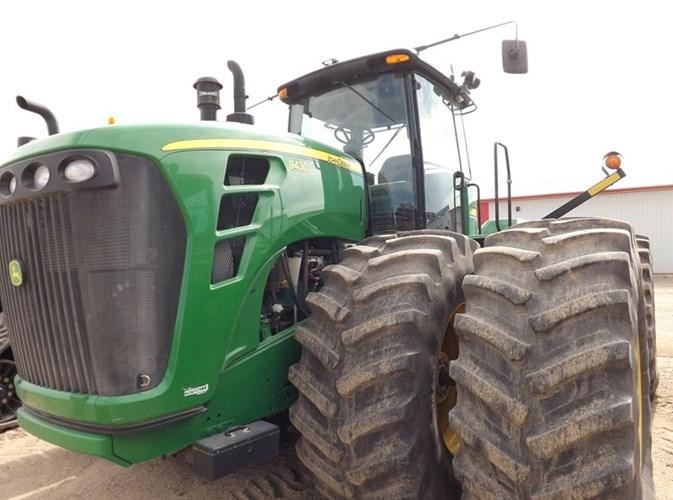 2010 John Deere 9430 Tractor For Sale