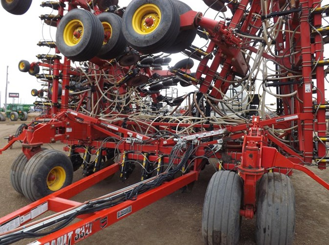 2013 Bourgault 3320 & 6550 Air Drill For Sale