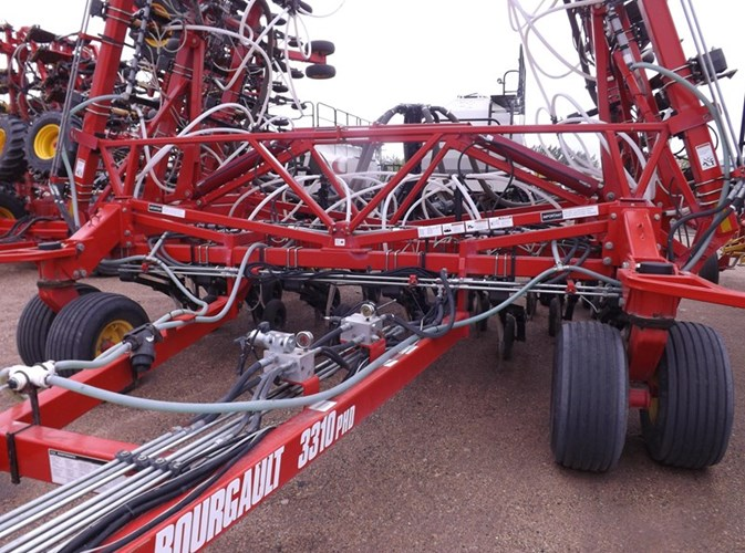 2010 Bourgault 3310 & 6350 Air Drill For Sale