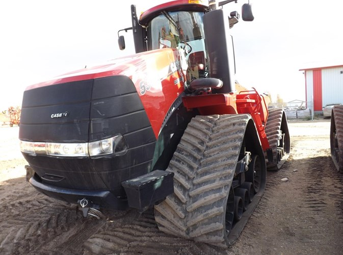2014 Case IH 550Q Tractor For Sale