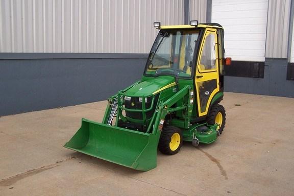 2011 John Deere 1026R Tractor For Sale