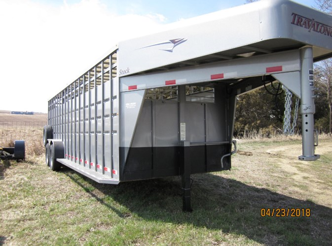2018 Travelong Livestock Misc. Trailers For Sale