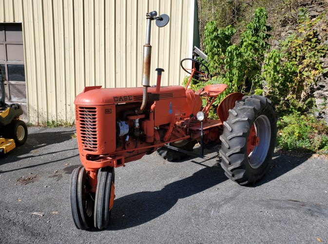 Case VAC Tractor For Sale