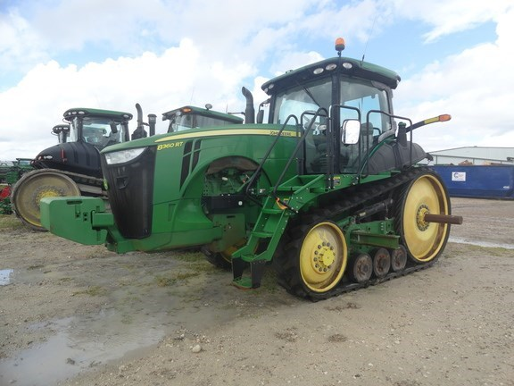 2013 John Deere 8360RT Tractor For Sale