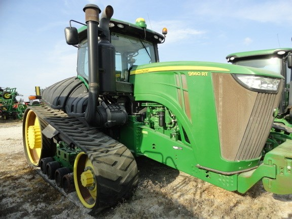 2014 John Deere 9560RT Tractor For Sale