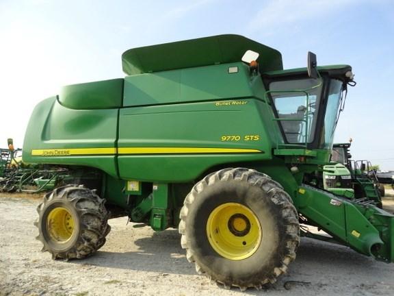 2010 John Deere 9770 STS Combine For Sale