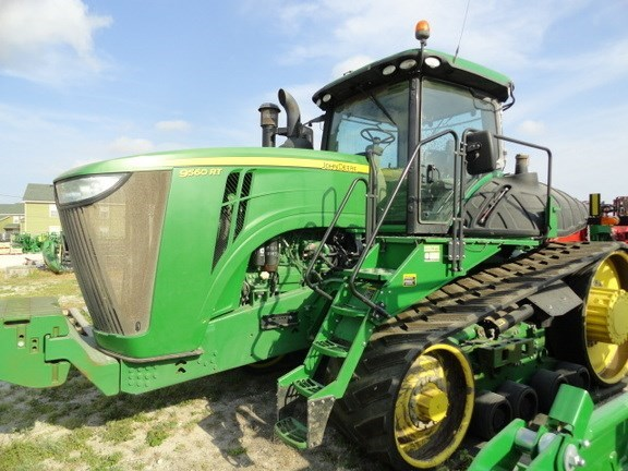 2014 John Deere 9560RT Tractor For Sale