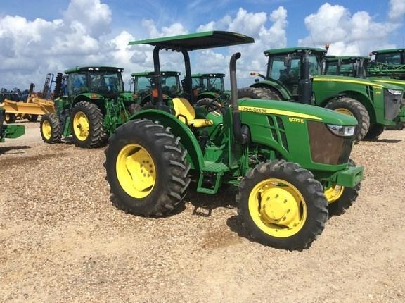2015 John Deere 5075E Tractor For Sale