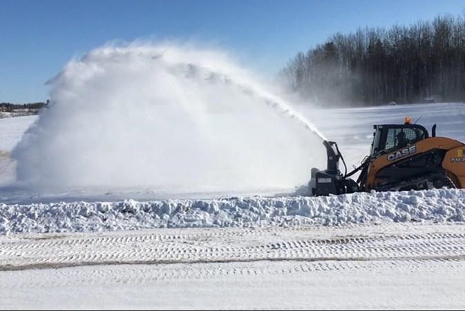 2014 Virnig v60 Snow Blower For Sale
