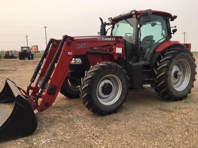 2011 Case IH Maxxum 140 Ltd Tractor For Sale