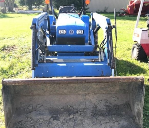 2003 New Holland TC30 Tractor - Compact For Sale