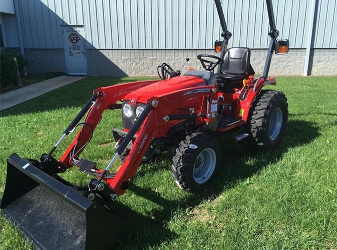 2018 Massey Ferguson 1526 Tractor For Sale