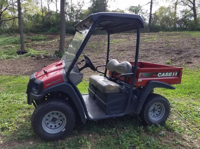 2015 Case IH Scout Utility Vehicle For Sale
