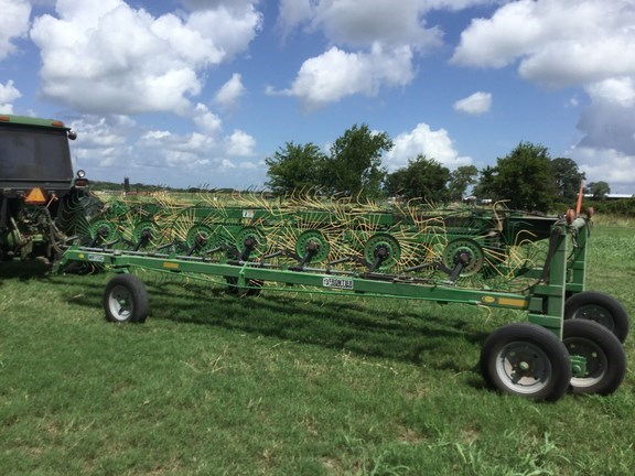 2011 Frontier WR1214C Hay Rake For Sale