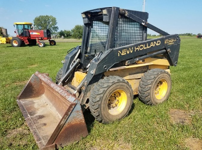 1997 New Holland LX865 Skid Steer For Sale