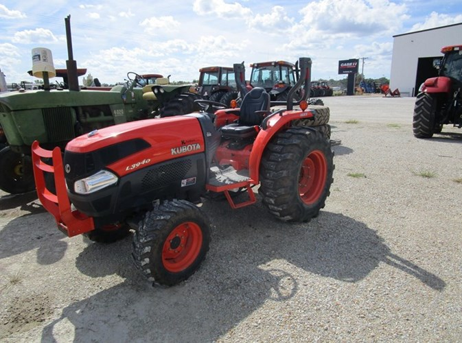 2007 Kubota L3940HST Tractor For Sale