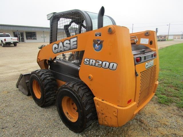 2012 Case SR200 Skid Steer For Sale