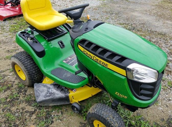 John Deere D105 Tractor For Sale