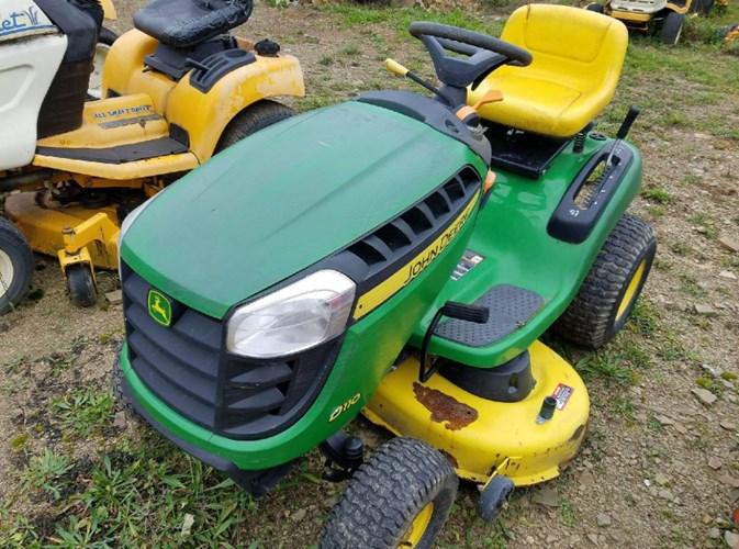 John Deere D110 Tractor For Sale