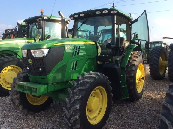 2016 John Deere 6145R Tractor For Sale