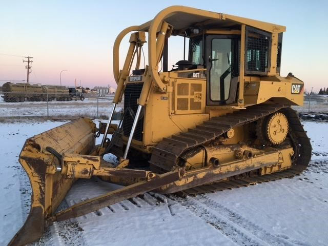 2008 Caterpillar D6TXW Tractor For Sale